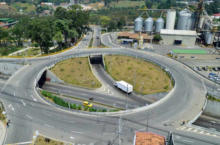 Intercambio Vial La Madera