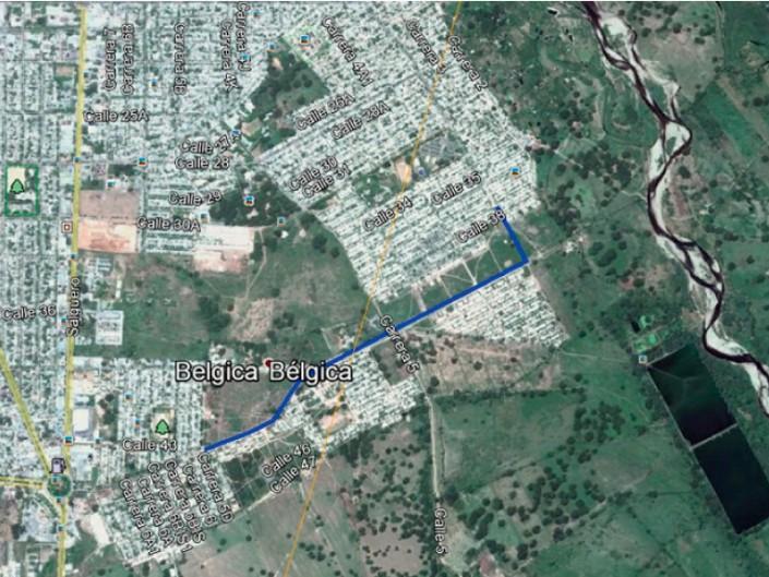 Construcción de la avenida calle 44 y su conexión con la carrera 4, Valledupar – Cesar