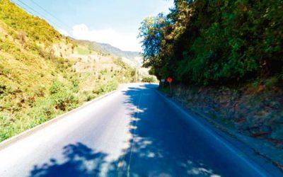 Mejoramiento y Mantenimiento de la ruta Calarcá, Ibagué – Tolima