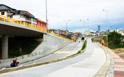 Construcción de la Avenida Colón – Caldas