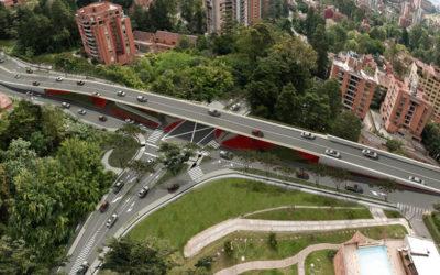 Construcción del Paso a Desnivel de la Transversal Superior con la calle 10 – Antioquia