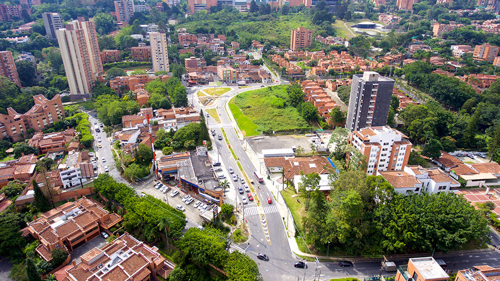 Prolongación de la Loma de los Parra, Medellín – Antioquia