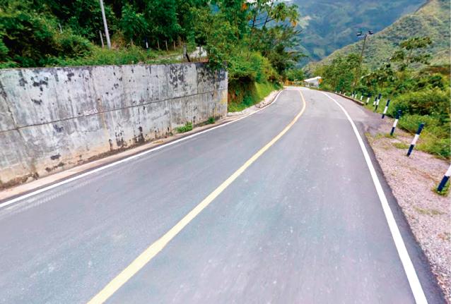 Construcción de la infraestructura vial del Proyecto Hidroeléctrico Porce III – Antioquia