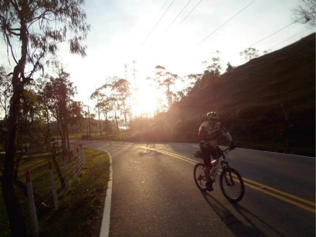 Construcción de la carretera Guatapé, San Rafael – Antioquia